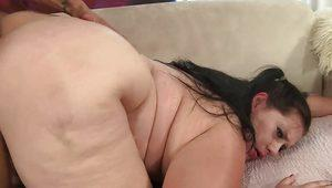 Hot BBW Becki Butterfly Licked n Banged