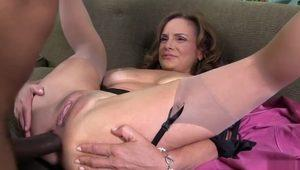 Horny mom ass sex creampie and creampie
