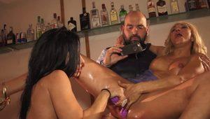 Spanish Eurobabes Squirting Party